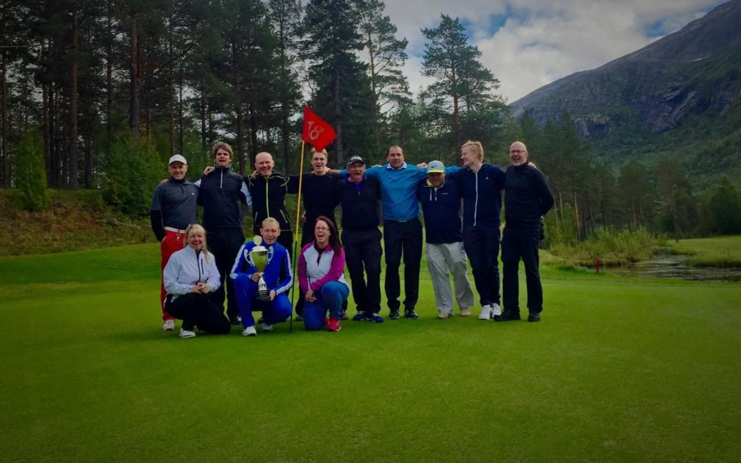 Nordland vant Reydar Cup 2015