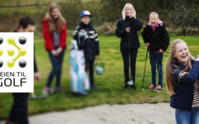 Velkommen på Veien-til-golf kurs (VTG)
