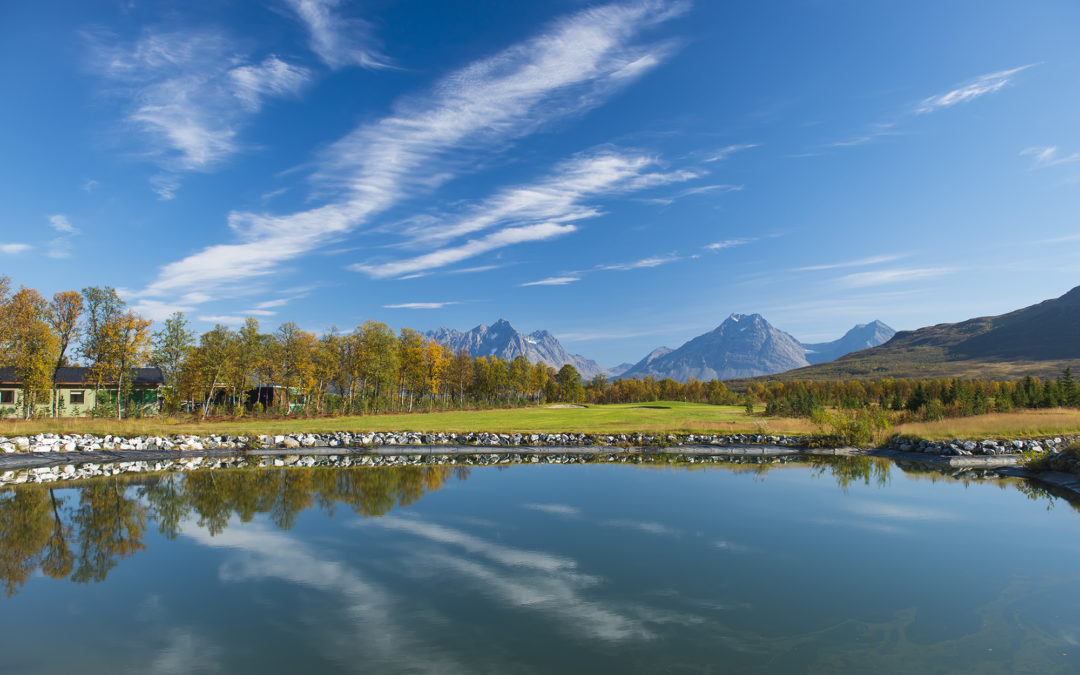 God innsats under NNM single – Tromsø Golfklubb