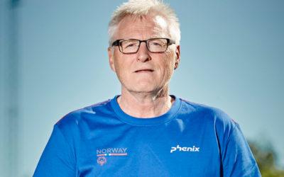 Svein Einarsbøl kommer for å snakke om golfens helsebringende effekt
