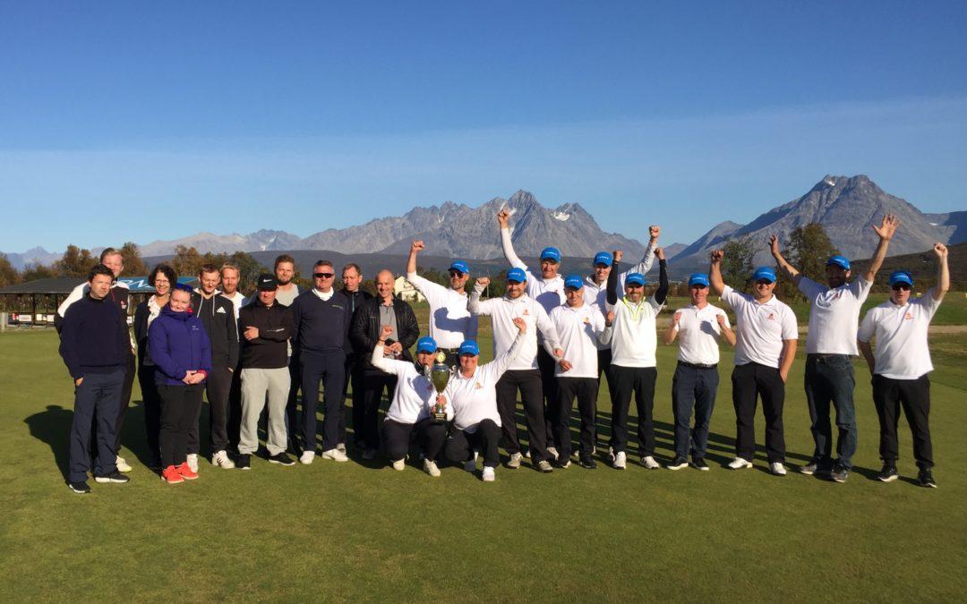 Troms/Finmark vant årets Reydar Cup